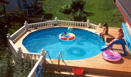 poolöverdrag rund pool