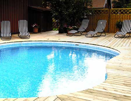 Miami Pool - Eight